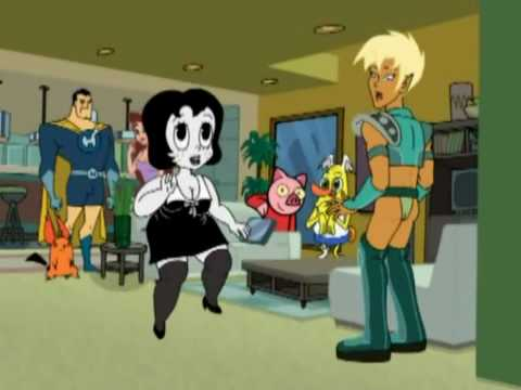 Drawn Together - Toot Dancing