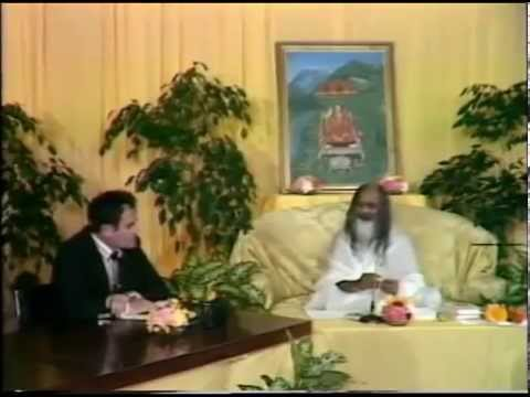 Journalist  Mati Golan interview with Maharishi Mahesh Yogi (55min)