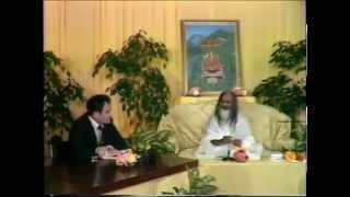 Journalist  Mati Golan interview with Maharishi Mahesh Yogi (55min)