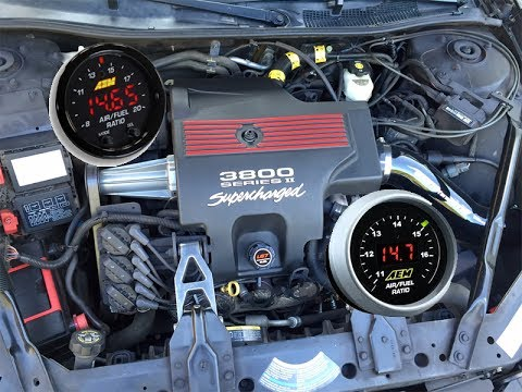 AEM X-Series Wideband review vs old style (2017)