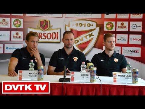 Indul a MOL Liga | 2015. szeptember 10. | DVTK TV