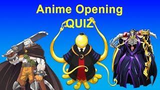 Anime Opening Quiz  [20] - 15