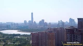 Highvill Астана - город Нур-Султан - Timelapse Nur-Sultan