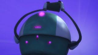 Герои в масках | Кэтбой и Гекко против робота | мультики для детей