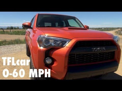 Toyota 2015 0 To 60 | Autos Post