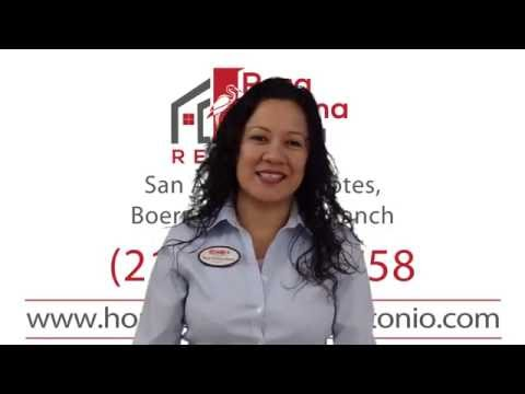Buying or Selling a home? Rosa Thelma Garza REALTOR | RE/MAX North San Antonio