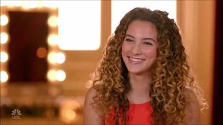 Sofie Dossi With Rubber Body! Agt Champions