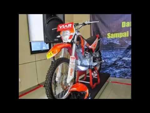 Modifikasi Motor Trail Viar Jagoan Terbaru Viar Cross X 250 Se