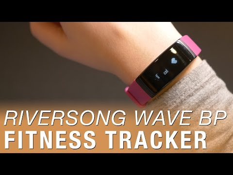 Wave BP Fitness Tracker by Riversong