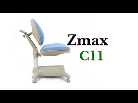 Растущее детское кресло Zmax C11 (стул-трансформер для школьника)