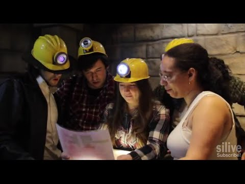 Escape Room challenge: New York City's Amazing Escape Room