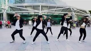 "MONSTA X 몬스타엑스 - ""아름다워 Beautiful"" Kpop in Public Dance Cover [XTRM Stanford K-pop] @ KCON LA 2017"