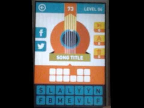 Icon Pop Song Level 4 Answers