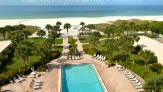 Horizons West Unit 404 on Siesta Key Beach Front Condo