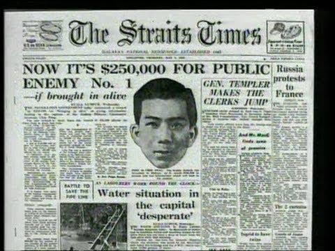 Malaya - the Undeclared War (Malayan Emergency)