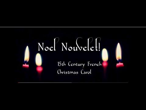 """Dulcimer - """"Noel Nouvelet"""""""