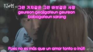 Cover images Hyorin - Crazy of you (OST Master's Sun) MV [Sub español + Hangul + Roma] ♥  HD