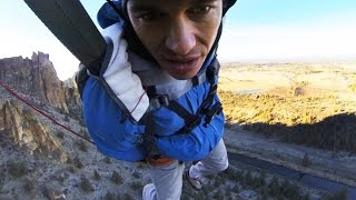 GoPro: Rock Climb BASE Jump