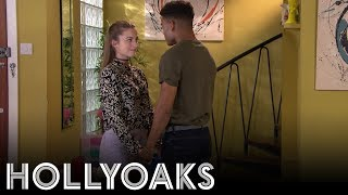 Hollyoaks: Prince And Lily Take The Next Step