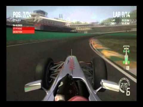 F1 2010 Season: São Paulo Race