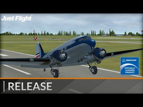 FSX: Steam Edition - McDonnell Douglas DC-3™