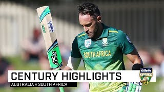 Faf Du Plessis Winning Six Vs SRH Highlights