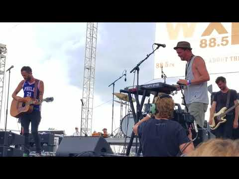 Shine - Mondo Cosmo -  XPN festival, Wiggins Park, Camden NJ  7/28/18