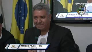 7ª S. Ordinária - Marcão Alves