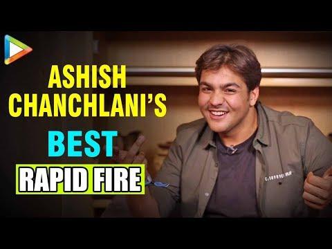 Rapid Fire | Ashish Chanchlani EXCLUSIVE  On Shah Rukh Khan, Salman & Aamir | YouTube FanFest Mumbai Mp3