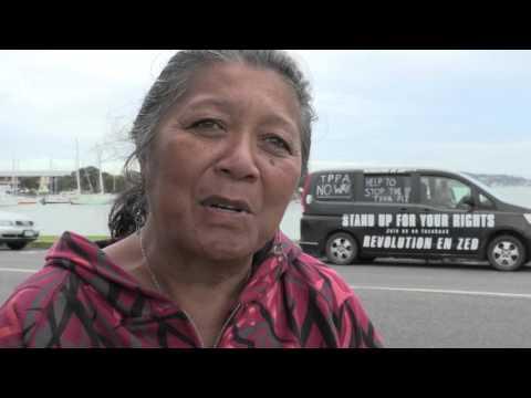Maori Sovereignty waitangi New Zealand 2016 Marere O Tonga