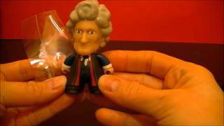 Titans Vinyl Doctor Who Series 3 (All 11 Doctors) 3