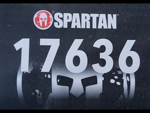 Spartan Race 2018 Nationals Park Stadium, Washington D.C.