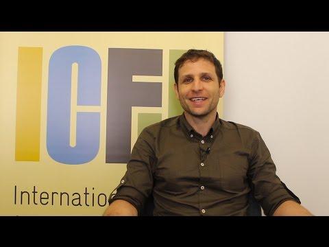 ICFJ Knight Fellow Adi Eyal