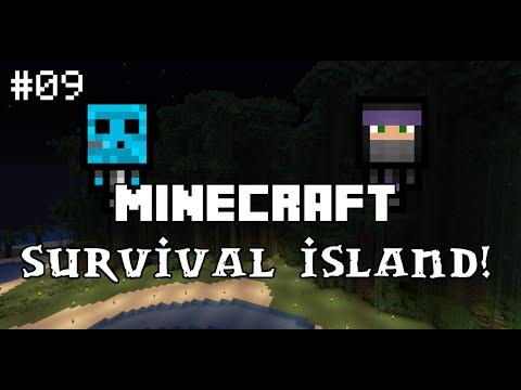 Minecraft: Survival Island - Episode 9 - Wiki wiki wa wa armour stand.