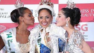2014ミス・インターナショナルを決める世界大会が11日、東京都港...