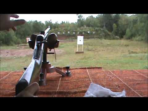 M67/89 8x58R Load Testing 25 Yards
