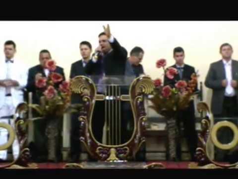 Culto Domingo 28 06 2015 Mensagem final Pb Izair   Pontes e lacerda MT