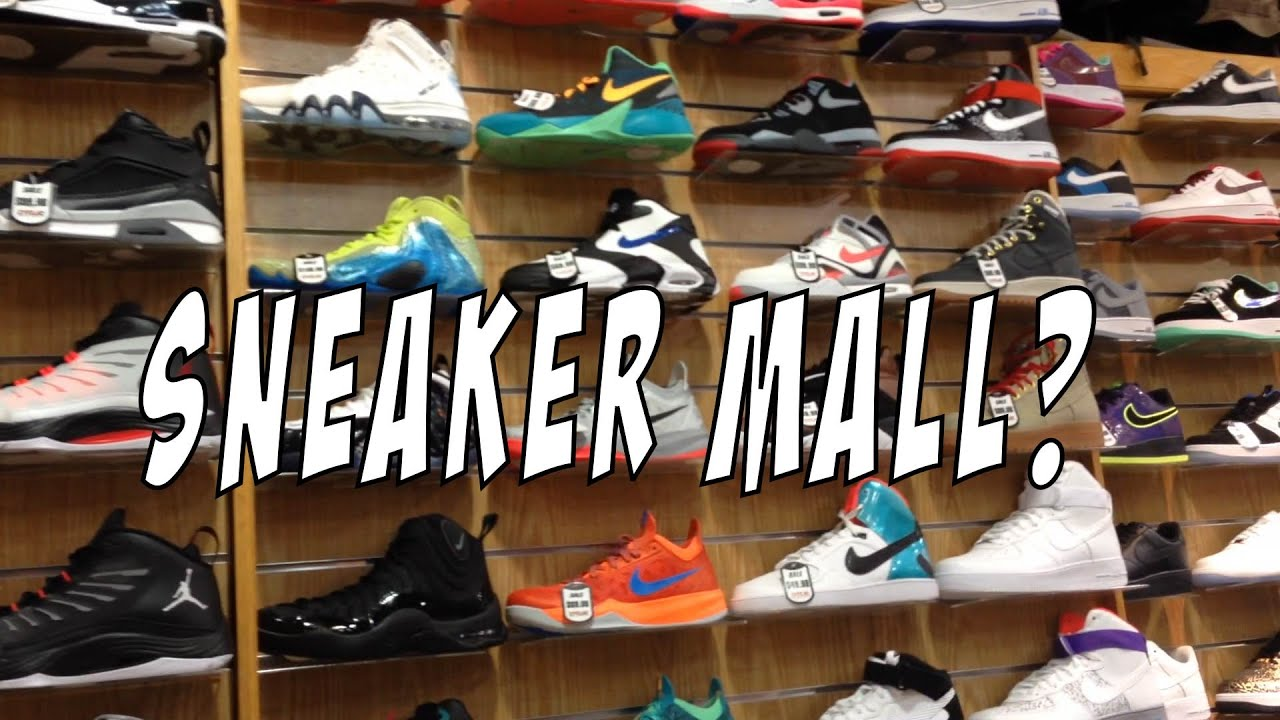 95f2dcbd03c770 Sneaker Mall  Footlocker