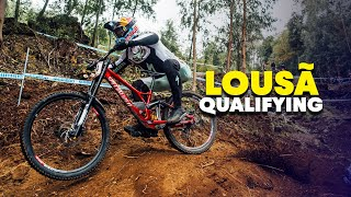 As it Happened, Qualifying in Lousa | UCI DH MTB World Cup 2020