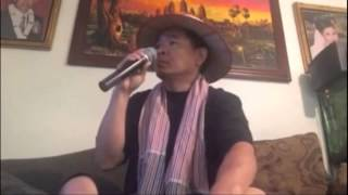Khmer old song | Roy Porn Saropheap | Sin sisamuth | Cambodia music karaoke