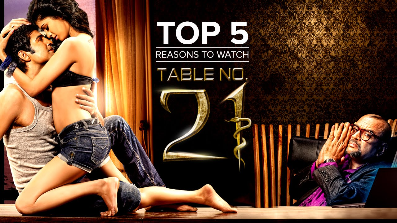 Top 5 reasons to watch table no 21 youtube for Table no 21 full movie
