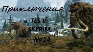 Приключения в TES: Skyrim #24 Тотемы Хирсина