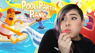 THIS IS STRESSFUL - Pool Party Panic