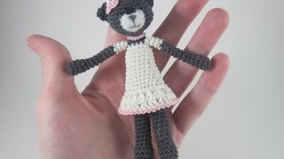 How To Make A Cute Crocheted Amigurumi Cat - Diy Crafts Tutorial - Guidecentral
