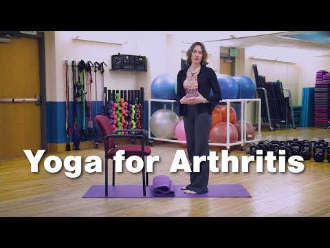 Yoga for Arthritis : Modifying Yoga Poses for those with Arthritis