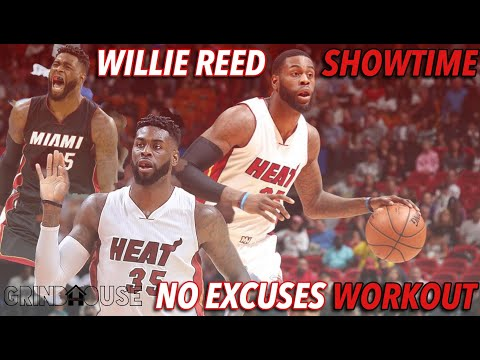 Grind House Basketball w/ Marcus Walker: Willie Reed of the Miami Heat