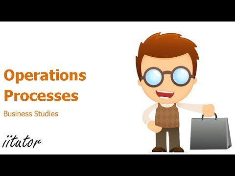 √ Operations Processes: Plant, Factory and Office Layout | iitutor