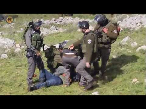Israeli Violence against Palestinians in Bil'in