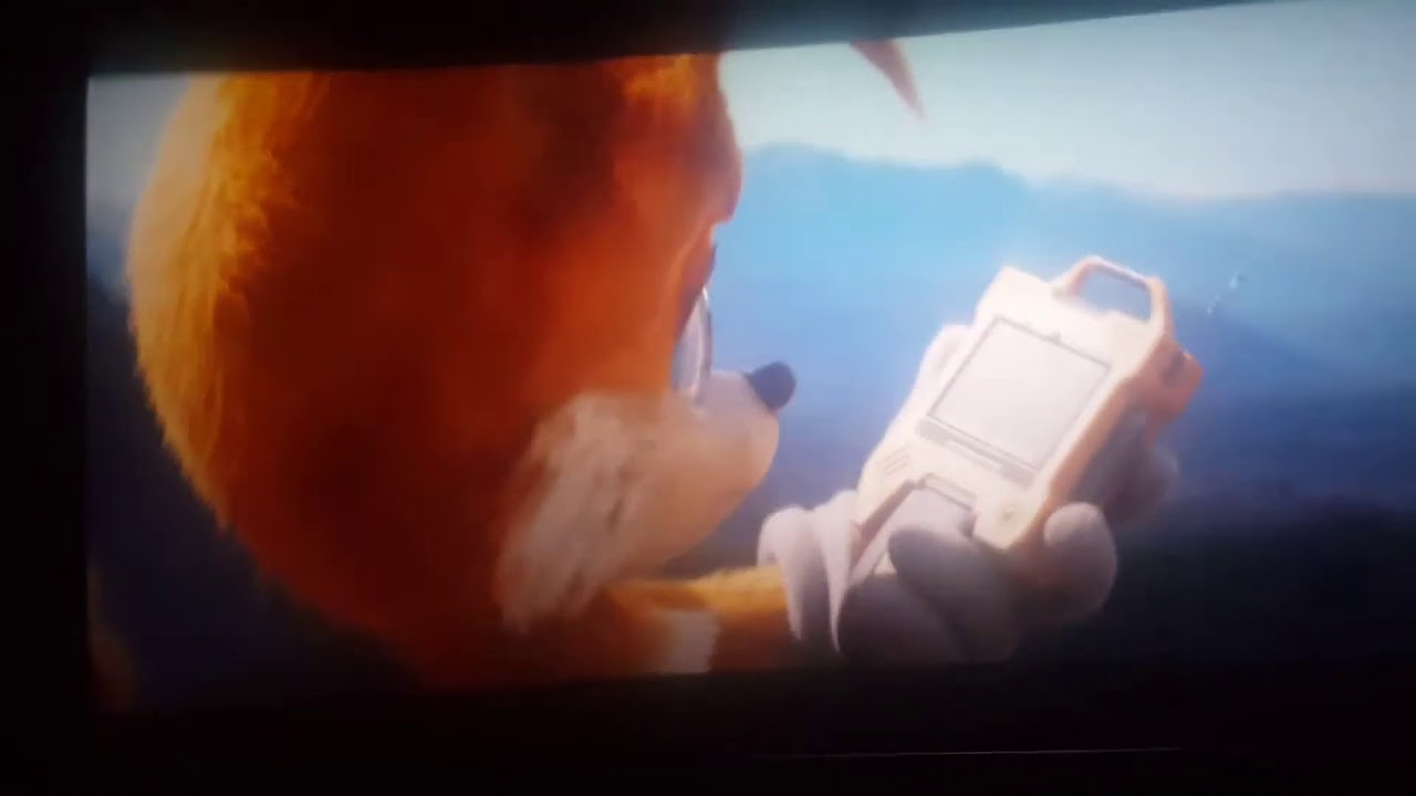 Sonic Movie Tails Post Credit Scene Youtube