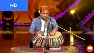Pwandepp rajan kisi najar ko tera intezaar aaj bhi he performance with tabla indian idol 12 winner